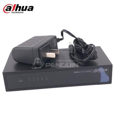 Gigabit Switch 5 Port Dahua รุ่น DH-S3000C-5GT