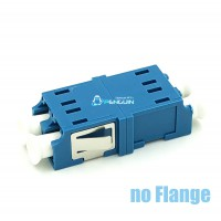 LC/UPC ADAPTER DX-SM (Blue no Flang)