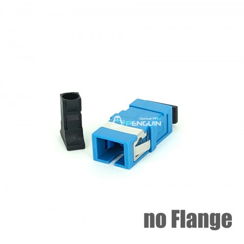 SC/UPC ADAPTER SX-SM (Blue No Flange)