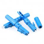 LC/UPC Fast Connector (สำหรับสายแบน และ 0.9mm)