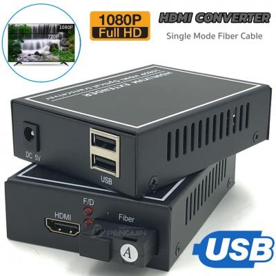 HDMI-USB Media Converter 1080P