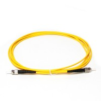 ST-ST single mode fiber jumper cable 3m