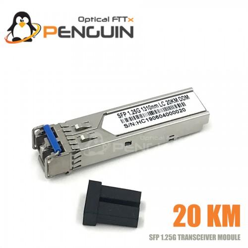 SFP MODULE 1.25G LC-DUPLEX 1310nm 20KM