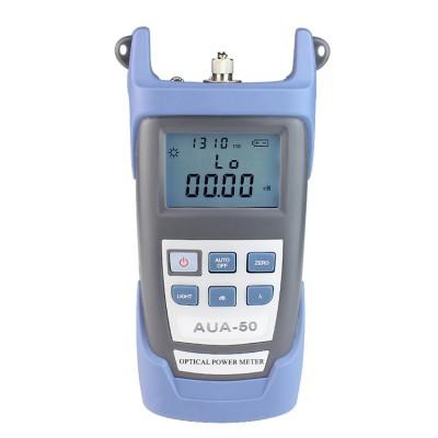 AUA-50 Optical Power Meter -50~+ 26dBm Range