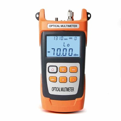 OPTICAL MULTIMETER (RED LIGHT 1mW)