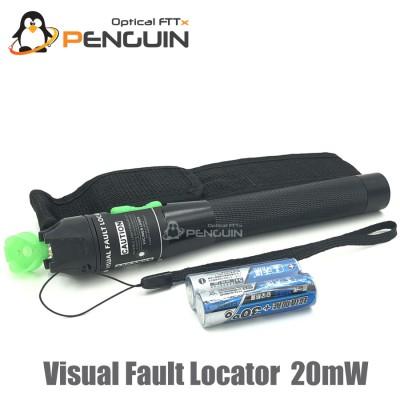 ปากกา เทสแสงไฟเบอร์ออฟติก VFL 20mW
