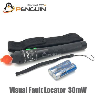 ปากกายิงแสง ไฟเบอร์ออฟติก VFL (30mW)