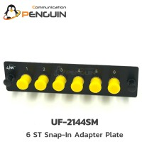 SNAP IN ADAPTER-PLATE 6 ST / SM LINK (UF-2144SM)