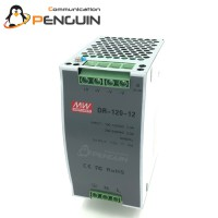 DR-120-12 Industrial DIN rail power supply 12Vdc at 10A (120W)