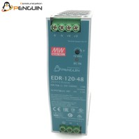 EDR-120-48 Industrial Din Rail Power Supply 48V/2.5A (120W)