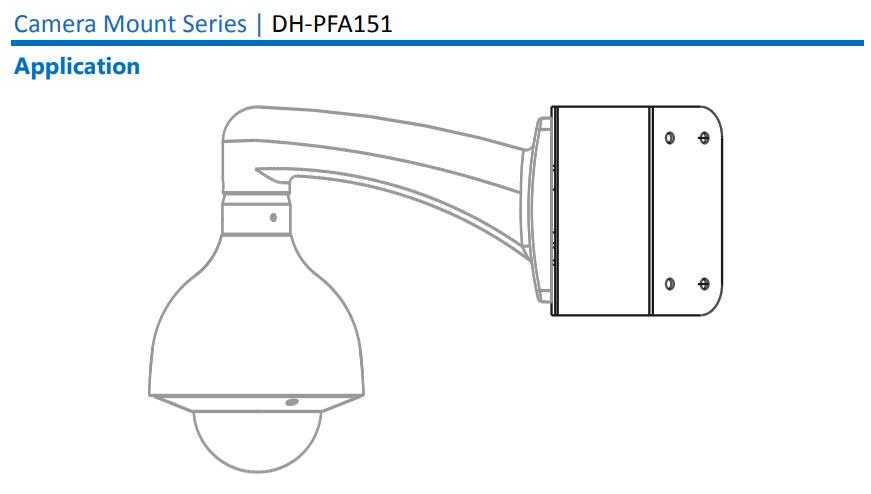 Dahua PFA151